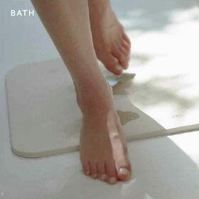 【オトコマエクーポン対象商品】[soil(ソイル)バスマットLight(ライト)]|soil(ソイル)の珪藻土製のバスマット、速乾性に優れお風呂マットのベストチョイス。おすすめです!!