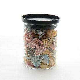 キャニスター 保存容器[b2c 耐熱ガラス キャニスター M 500ml]密封 コーヒー 砂糖 シュガー 塩 ソルト 紅茶 ティー ティーパック#SL_KT
