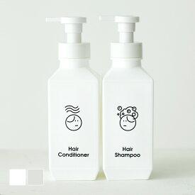 ソープディスペンサー 泡 シャンプー ボトル [b2c PETポンプ ローション・ムースボトル 600ml] 詰め替えボトル ハンドソープ キッチン 洗剤 ボトル 食器用洗剤#SALE_TB
