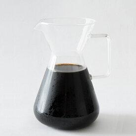 コーヒー ジャグ ドリップポット[b2c 耐熱ガラス コーヒーピッチャー エクスパンド]#SL_KT