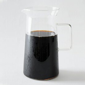 コーヒー ジャグ ドリップポット[b2c 耐熱ガラス コーヒーピッチャー ストレート]#SL_KT