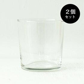 [セット販売●YioulaGlassworks〈ユイオーラグラスワークス〉グランデ2個入り|容量510cc]強化ガラス小鉢おしゃれかわいい
