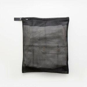 洗濯ネット おしゃれ[《メール便可》b2c ランドリーネット フラット リバーシブル M]#SALE_LA