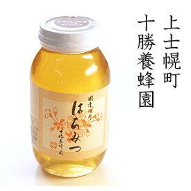 【令和2年産】【純粋はちみつ】[シナ(菩提樹)蜜]【上士幌十勝養蜂園】1kg