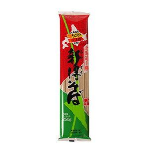 【北海道十勝】北海道産小麦粉使用 新得そば(しんとくそば)250g
