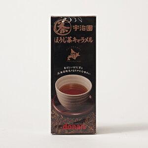 宇治園 ほうじ茶キャラメル18粒入