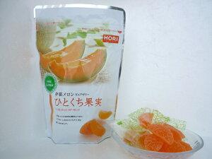 【ホリ】夕張メロンピュアゼリーひとくち果実(12個入り)