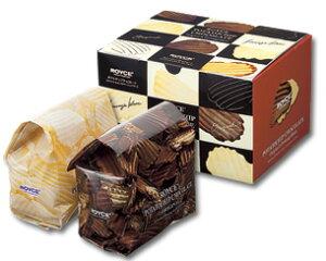 【ロイズ】[ポテトチップチョコレート]【オリジナル&フロマージュブラン】各190g入