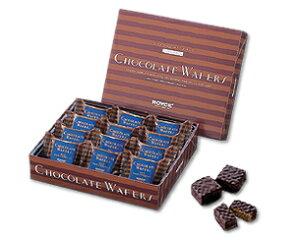 【ロイズ】[ウエハースチョコレート](ヘーゼルクリーム)12個入