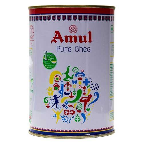 ピュア ギー アムール 1L Amul Pure Ghee【澄ましバター バター インディアンギー】