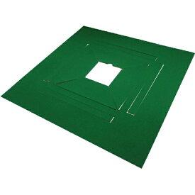 全自動麻雀卓用マット グリーン(6000番)新タイプ