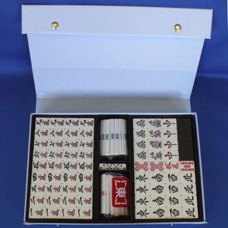 白老虎例麻将牌