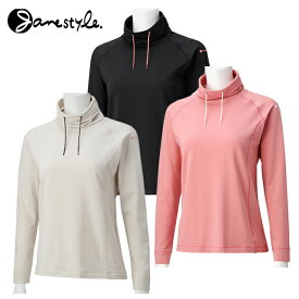 ジェーンスタイル【Janestyle】ハイネックシャツ JS051(レディース) 柔らか ストレッチ