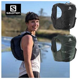 ●【送料無料】【SALOMON】(サロモン)ACTIVE SKIN 8 SET バックパック トレイルランニング 鞄 LC1568200 LC1568300