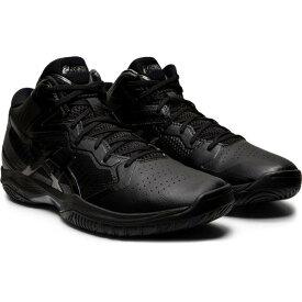 【アシックス】GELHOOP V12 1063A021-001 バスケットボール シューズ バッシュ ゲルフープ 2E