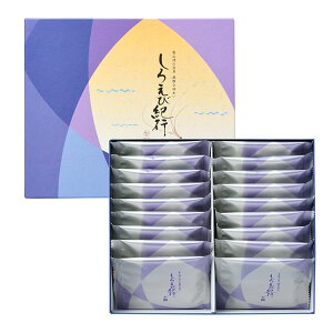 【富山柿山】しろえび紀行 2枚×18袋入 御祝 お返し 手土産