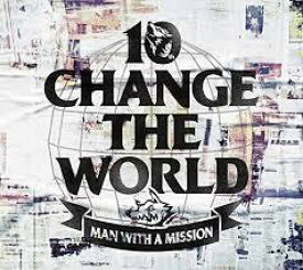 新品 希少品 MAN WITH A MISSION Change the World 完全生産限定盤 CD