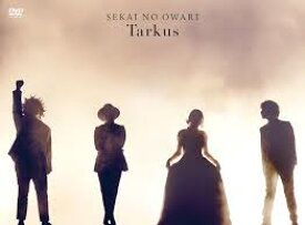 新品 SEKAI NO OWARI Live DVD「Tarkus」