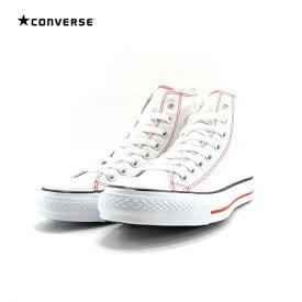 コンバース CONVERSEALL STAR JB HI ハイカット クリスマスカラー ゴールドスターパッチ 通学・通勤 ホワイト・白・シロ(WHITE(〜24.5cm)) 3206647 スニーカー レディース ユニセックス シューズ 靴 セール品