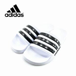 アディダス adidasCF ADILETTE アディレッタ シャワー BTL66 スライド シャワーサンダル シャワサン ランニングホワイト/コアブラック/ランニングホワイト(FTWWHT/CBLACK/FTWWHT(25cm〜)) AQ1702 サンダル メ
