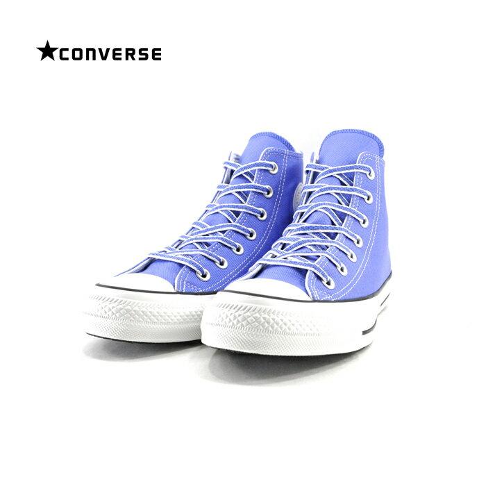 コンバース CONVERSEALL STAR 100 COLORS HI オールスター 100 カラーズ ハイ 通勤・通学 パープル 32962268(PURPLE(〜24.5cm)) 1SC06 スニーカー レディース ユニセックス シューズ 靴