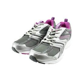 29% OFF SALEアキレス AchillesSPALDING スポルディング for JOGGING 3E EEE マラソン ランニング ジョギング ウォーキング JIN2010 シルバー/パープル3 01(SL/PP3) JN201 スニーカー レディース シューズ 靴 セール品