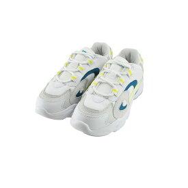 AKIII CLASSIC アキクラシックAKIII XF-0 ダッドシューズ 厚底 チャンキーソール 美脚 カジュアル 通学・通勤・ウォーキング グレー/ブルー/グリーン 32(GRAY/BLUE/GREEN(〜24.5cm)) AKC0006 スニーカー レディース ユニセックス シューズ 靴