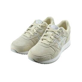 アシックス asicsLYTE CLASSIC ライトクラシック ローカット カジュアル スエード レザー 通学・通勤・ウォーキング バーチ/グレイシャーグレー ベージュ オフホワイト 23(BIRCH/GLACIER GREY) 1202A073 スニーカー レディース シューズ 靴