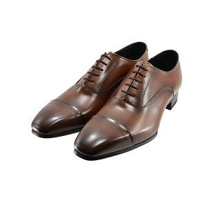 リーガル REGALストレートチップ 2E EE ハイヒール 内羽根 ビジネス・フォーマル・紳士・就活 ドレスシューズ ブラウン 茶 33(BROWN) 10LRBD ビジネスシューズ メンズ シューズ 靴