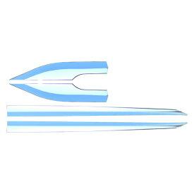 C-HR トヨタ サイドドアガーニッシュ サイドモール 外装 メッキ カスタムパーツ CHR ZYX10 NGX50 CHR ドレスアップ パーツ