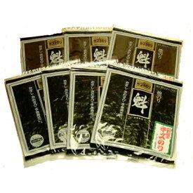 一番お徳で旨い焼き海苔10枚7袋セットちょいキズ訳あり焼きのり有明海産 福岡県皿垣の海苔を使用
