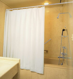New Eco II Soft Toned Colors 6 Waterproof Shower Curtain Finishing Width W105 Cm 150 On Length H165 210 Flame Retardant Washable Repellent Water