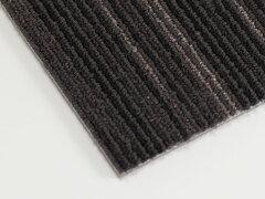 【チャコールブラック】こだわり品質シャープスタイルカーペット