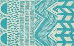 スミノエ平織り北欧コラージュマット【サイズ:50cm×80cm】【FPM-103】遊び毛防止、滑り止め加工玄関マットフロアマットフットマット【楽ギフ_包装】【楽ギフ_のし宛書】