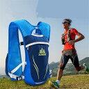 【AONIJIE】(3色) 5.5L ランニングバッグ (M/L) トレイルランニング フロントポケットも防水仕様 スポーツバックパッ…