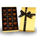 コルセショコラ(15個入り)チョコレート ギフト プレゼント 高級 お菓子 スイーツ フランス製 ハート 人気 母の日【satie サティー】