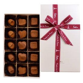 satie サティー Chocolat varie ショコラヴァリエ チョコレート 15個入り