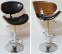 【 カウンターチェア 】送料無料!(北海道・沖縄・離島へは発送しておりません。) アンティーク 調でオシャレな カウンターチェアー です♪(参考 木製 ダークブラウン ブラウン 茶色 椅子 いす イス