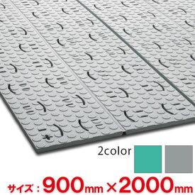 【送料無料】【法人専用】【全色対応 G2】テラモト 軽量パタパタマット 900×2000mm
