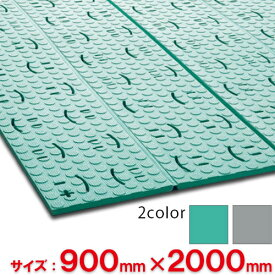 【送料無料】【法人専用】【全色対応 G3】テラモト 軽量パタパタマット 900×2000mm