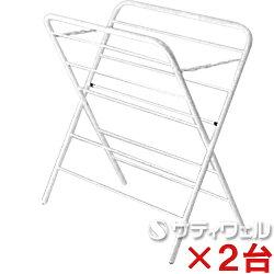 テラモト雑巾掛X型CE-490-020-02台セット【HLS_DU】