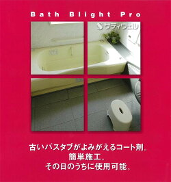 【送料無料】日本ケミカル工業バスブライト・プロコート剤1L6本セット