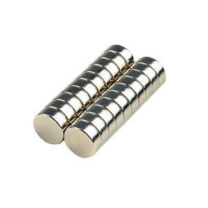 Good-L ネオジウム磁石 ネオジム磁石 丸型 直径8mm 厚み3mm【50個セット】 小型 薄型 永久磁石 希土類磁石 超強力 マグネット
