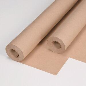 クラフト紙 ロール60g 1200mm幅×30m【緩衝材