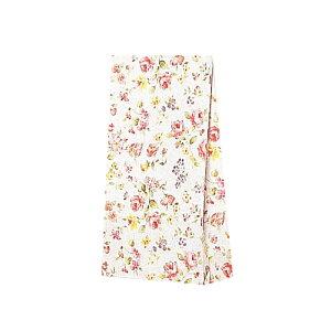 紙袋 角底袋  S2 ロマネスク  100枚【マチ付紙袋 柄入 花柄】