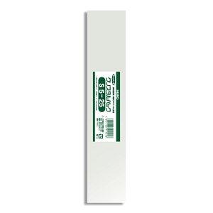 透明OPP袋 クリスタルパック S5-25(50×250mm) 100枚【OPP袋 サイドシール ラッピング用品 クリアパック】