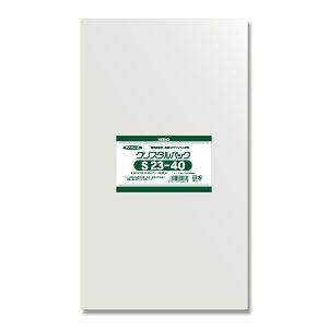 透明OPP袋 クリスタルパック S23-40(230×400mm) 100枚【OPP袋 サイドシール ラッピング用品 クリアパック】