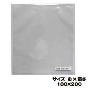 カマスGT NO.6 100枚 巾180×長さ200mm【カマス袋(透明タイプ)】