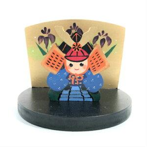 五月人形 木製 おしゃれ コンパクト 置物 桃太郎 五月飾り 赤ちゃん 0歳 1歳 2歳 ギフト プレゼント 安心 安全 国産 日本製 日本製で手になじむおもちゃ ベビー プレゼント ギフト 玩具 木製