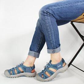 KEEN キーン ベニス ツー エイチツー VENICE II H2 レディース サンダル スポーツサンダル BLUE MIRAGE/CITADEL ブルー系 22.5-26.0 1020852